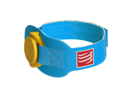 Compressport Timing Chip Strap Ice Blue