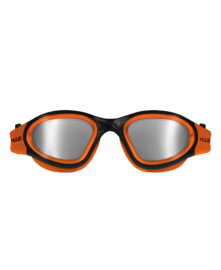HUUB Aphotic Zwembril - Polarised Mirror - Oranje