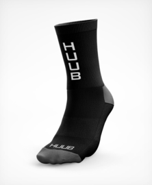 HUUB Casual Cycling Sock Black
