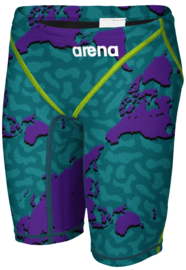 Arena M Pwsk ST 2.0 LE Jammer Heren Purple-map