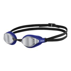 Arena Air-speed Mirror Silver Blue