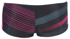 Arena M Arena One Debug Low Waist Short black-multi