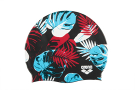 Arena Silicone Badmuts Tropical-Black