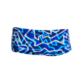 Funky Trunks Ticker Tape Classic Trunk Heren