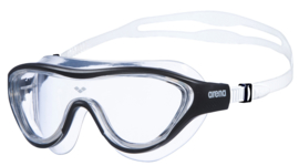 Arena The One Mask Zwembril Clear-Black-Transparent