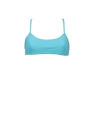 Arena Bandeau Play Bikini Top Martinica-mint