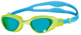 Arena The One Junior Zwembril lightblue-lime-blue