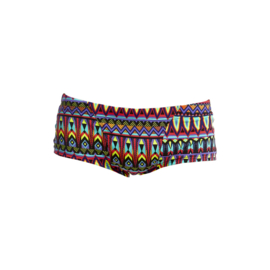 Funky Trunks Fire Tribe Classic Trunks Heren D5
