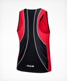 HUUB Core Tri Singlet Dames Black-Red