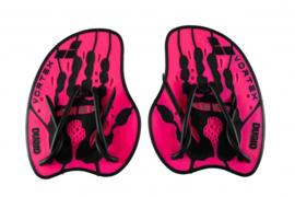 Arena Hand Paddle Vortex Evolution Pink