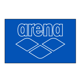 Arena Pool Smart Towel Royal White