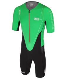 HUUB Trisuit DS Long Course Mens Green
