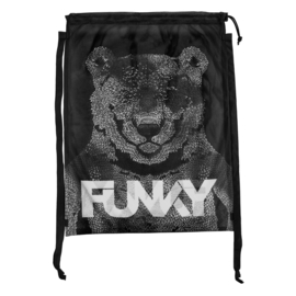 Funky Bear Bum  Rugtas