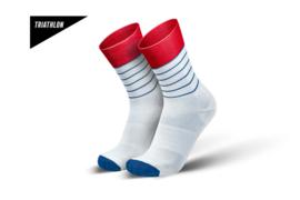 Incylence Sokken Stripes - Rood