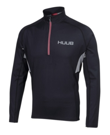 HUUB Training Long Sleeved Top With Zip Mens