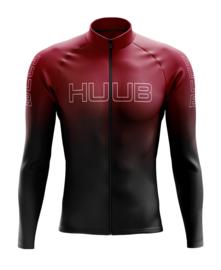 HUUB Core2 Long Sleeve Thermal Cycle Jersey - Men