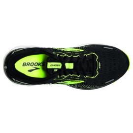 Brooks Ghost 13 Black/Nightlife/White Heren
