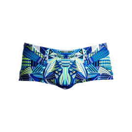 Funky Trunks Plain Front Trunk Sea Wolf