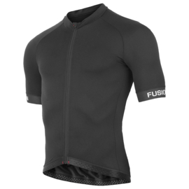 Fusion C3+ Cycle Jersey Mens Black