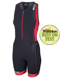 HUUB Trisuit Core Womens Black-Red