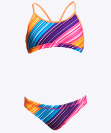 Funkita Fine Lines Bikini Meisjes maat 176