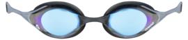 Arena Cobra Swipe Mirror Zwembril Blue - Silver