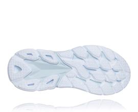 Hoka Clifton Edge Dames HOT CORAL/WHITE