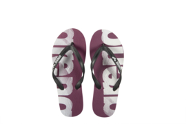 Arena Flip Flop red-wine
