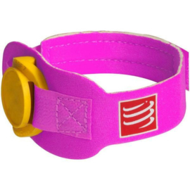 Compressport Timing Chip Strap Pink