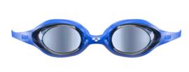 Arena SpiderJunior Spiegel Zwembril blue/blue/yellow