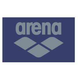Arena Pool Soft Towel Navy Grey