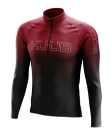 HUUB Core2 Long Sleeve Thermal Cycle Jersey - Men