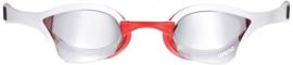 Arena Cobra Ultra Spiegel Zwembril silver-white-red