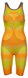 Arena Carbon Air2 Openback Lime Orange
