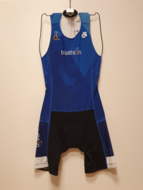 Champion System ITU Trisuit Heren Maat S
