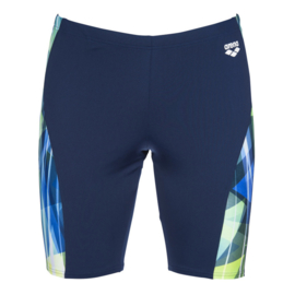 Arena M Shading Prism Jammer Navy Multi