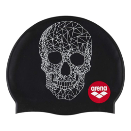 Arena Print 2 Silicone Badmuts Crazy pop skull