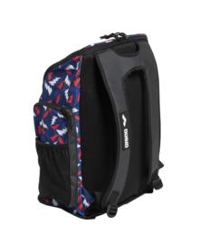 Arena Team Backpack 45 Rugtas Allover Lightning