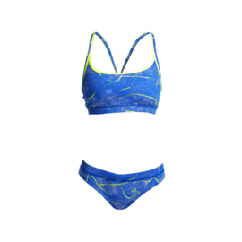 Funkita Sea Salt Sports Bikini Dames