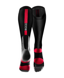 HUUB Compression Race Sock - Zwart