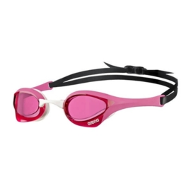 Arena Cobra Zwembril  Ultra Roze-Wit