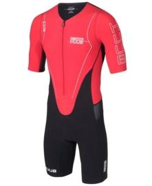 HUUB Trisuit DS Long Course Mens Red