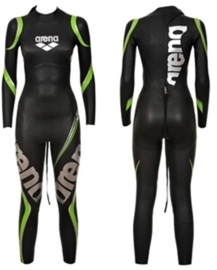 Arena Wetsuit Carbon Womens