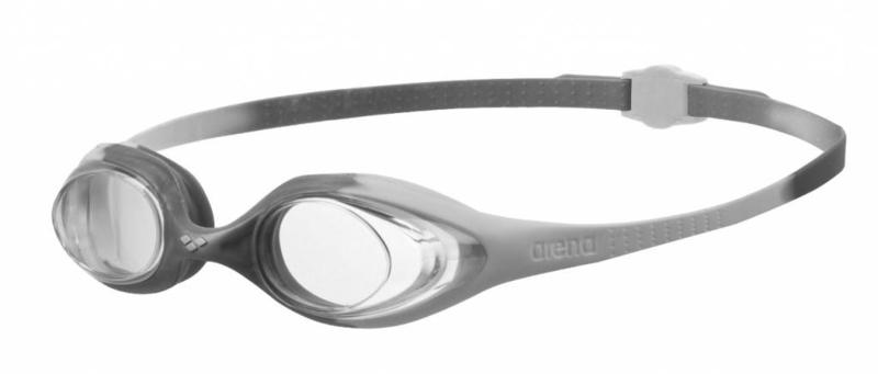 Arena Zwembril Junior Spider Wit-Zilver