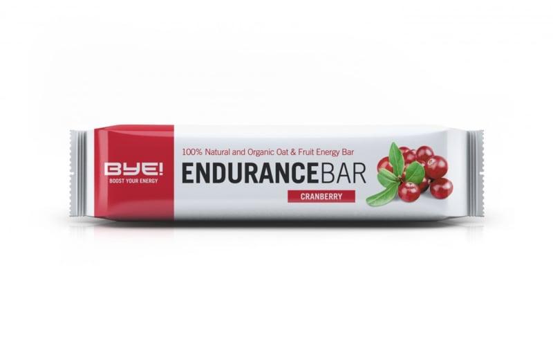 BYE Endurance Bar Cranberry