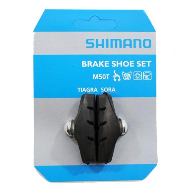 Shimano M50T Remschoenen set voor Tiagra, Sora