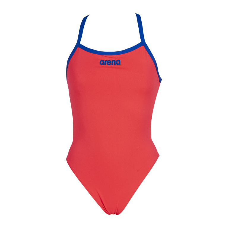 Arena W Solid Light Tech High Badpak red-blue
