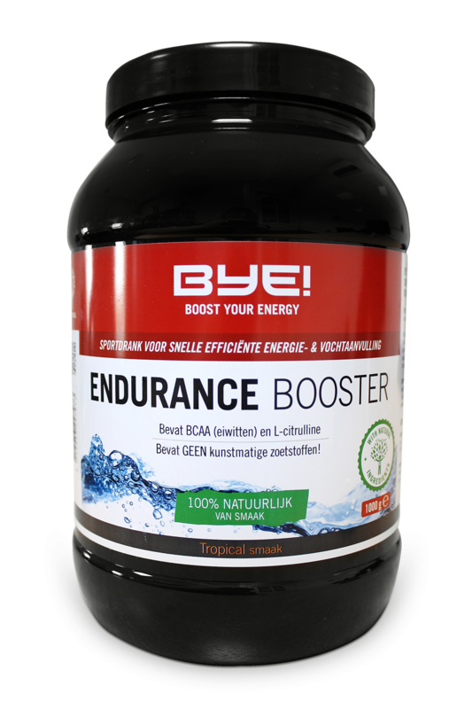 BYE Endurance Booster Tropical 1000gr