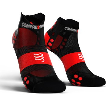 Compressport Ultra light Socks V3.0 Low Zwart