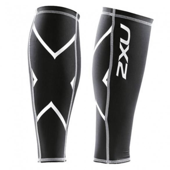 2XU Compression Calf Guard - Zwart